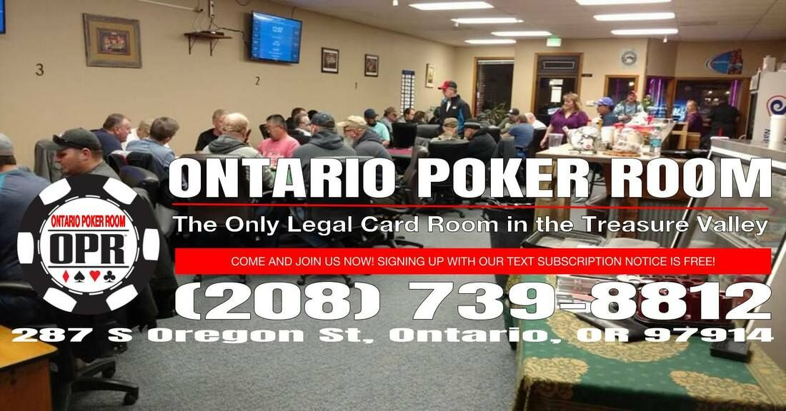 Poker Tournaments In Ontario